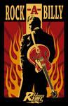 Johnny Rebel Rock-A-Billy by russellink