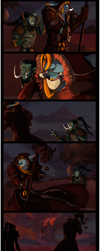 The Burning - Horde Side by Z-KarmaCage