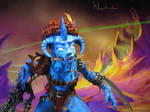 Klopotinsha the Beastmaster (World of Warcraft) by KarinaKruglova
