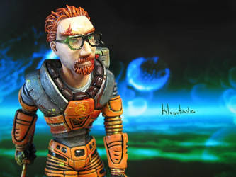 Gordon Freeman (Half- Life) by KarinaKruglova