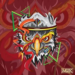 eagle by Rizkyklinsman