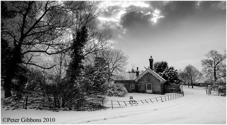 Old Gate House 2 by Photo-Joker