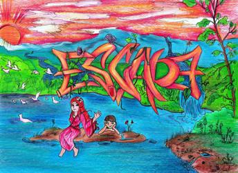 ESCAPE by PinkSkullxo