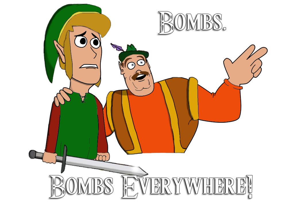 Rope Bombs Views Morshu Rupees Www Bilderbeste Com