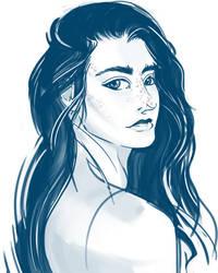 Jess by Nexxorcist