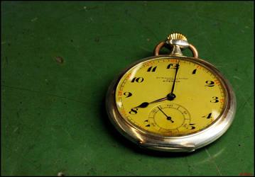 Eterna Pocketwatch by Tapola