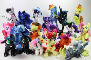 Featured BronyCon 2013 by dustysculptures