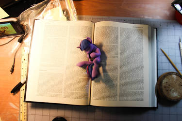 Between the Pages 1 by dustysculptures