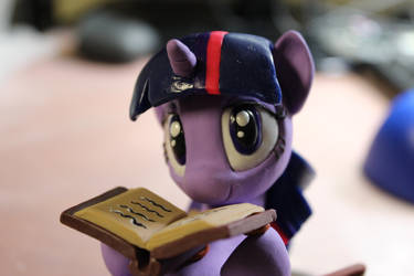 RetroPost: Books? by dustysculptures