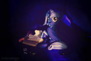 Up All Nite by dustysculptures