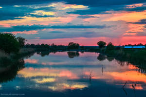 Sundown Palette by Laerian