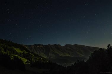 Night by Laerian