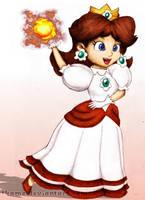 Fire Daisy by 1KamZ