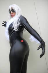 Balck Cat cosplay by GeckUP