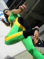 Laura Matsuda Cosplay by GeckUP