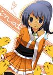 Hinata kissa 4 by Charln