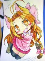 Watercolor Nadou by Charln