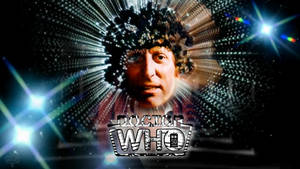 50th Anniversary Tom Baker Wallpaper (Ver.2) by theDoctorWHO2