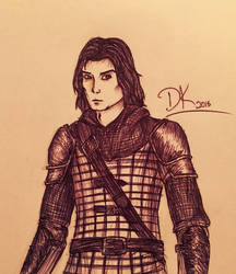 Prince Caspian by NightRiver16