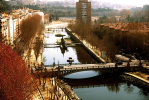 Madrid by rcovelo