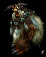 Moonkin - World of Warcraft by brackenhawk