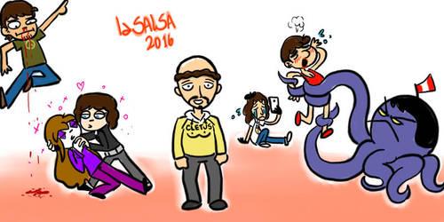laSALSA 2016 by cljohao
