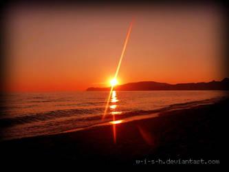 Santorini by w-i-s-h