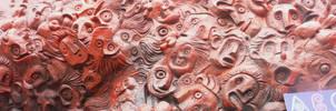 Dante's Inferno by w-i-s-h