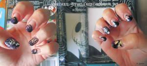 Nightmare Before Christmas by didoo0501