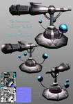 Sci fi Telescope by Everto-Phasmatis