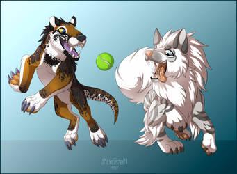 Ball! by SilvergriN-w