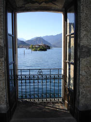 Window to the Lake by 7UV733