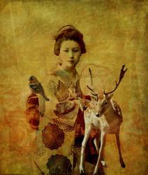 Kimono by mercyrains