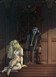 Grima's Reward by ElenaFerroli
