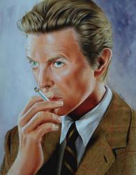 Bowie by luceene-k