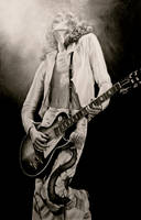 Jimmy Page by luceene-k