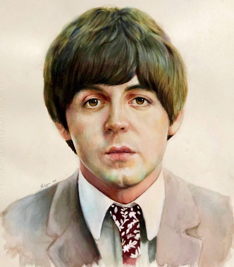 McCartney by luceene-k