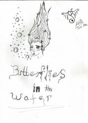 Butterflies in the Water by Kettin