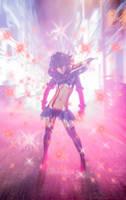 Kill la Kill:Ryuko Matoi by Alexia-Faye