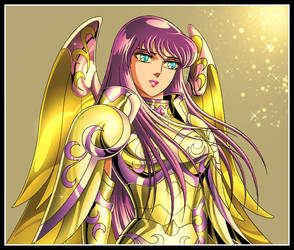 Athena's Cloth by Juni-Anker