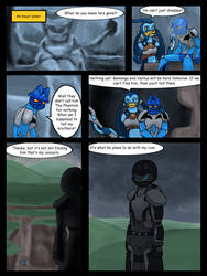 Hunters and Hunted, CH1 PG16 by Saronicle