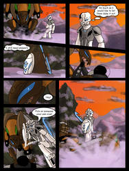 Hunters and Hunted, CH1 PG22 by Saronicle