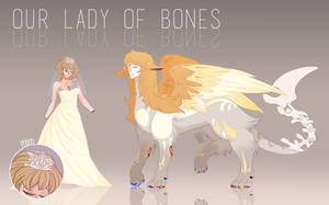 Our Lady Of Bones [CLOSED!] by TheHumanHeart