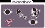 F2U macabre pixels by TheHumanHeart