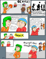 Cartman sucks. by Kyle-Lovers-Club