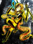 The Name's Bill Cipher! by Checker-Bee