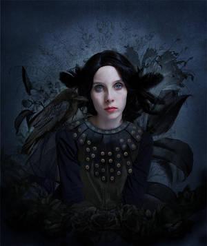 The Raven's Sanctuary by saperlipop