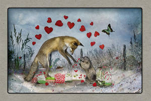 The Garden of Love by saperlipop
