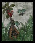 A Mandolin for Chris by saperlipop