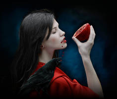 The Epicurean Vampire by saperlipop